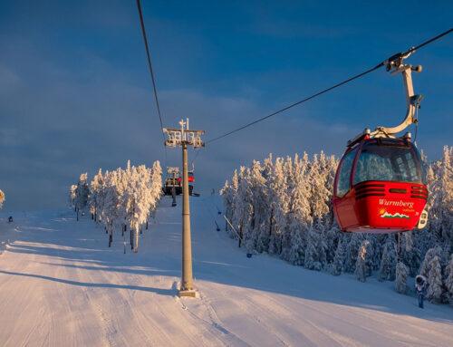 Skispass im Harz
